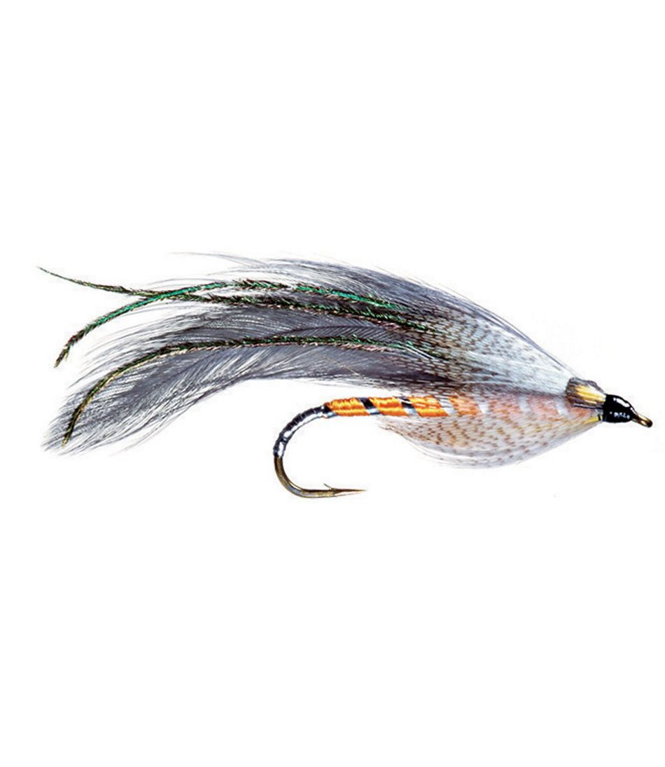 Streamer Flies Gray Ghost 2 Pack