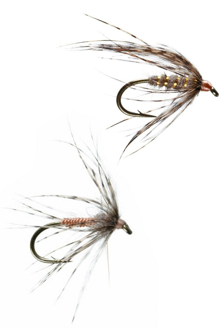 Soft Hackle Nemes' 2 Pack