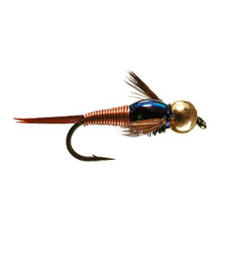 Copper John Barr's Gold Bead 2 Pack