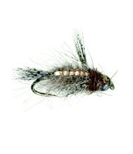 Gold Bead Flashback Caddis Nymph 2 Pack