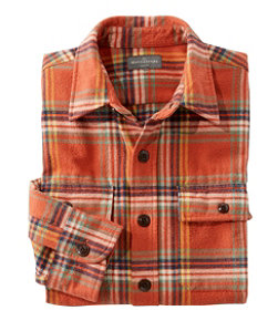 Signature 1933 Chamois Cloth Shirt, Slim Fit Plaid