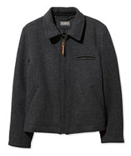 Signature Wool Bomber Jacket