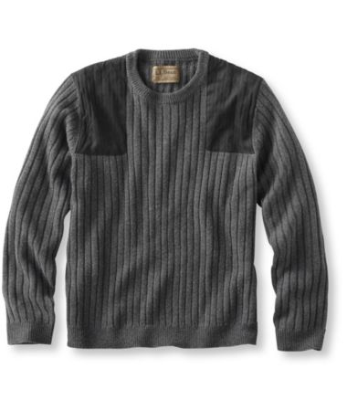 Men's PrimaLoft/Wool Shooter's Sweater