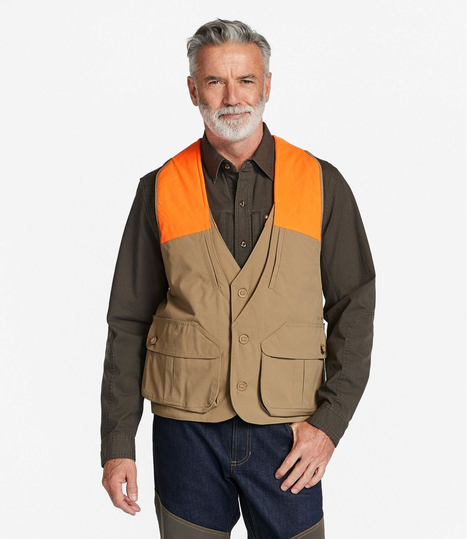 Men's Double L® Upland Hunter's Vest, Nylon