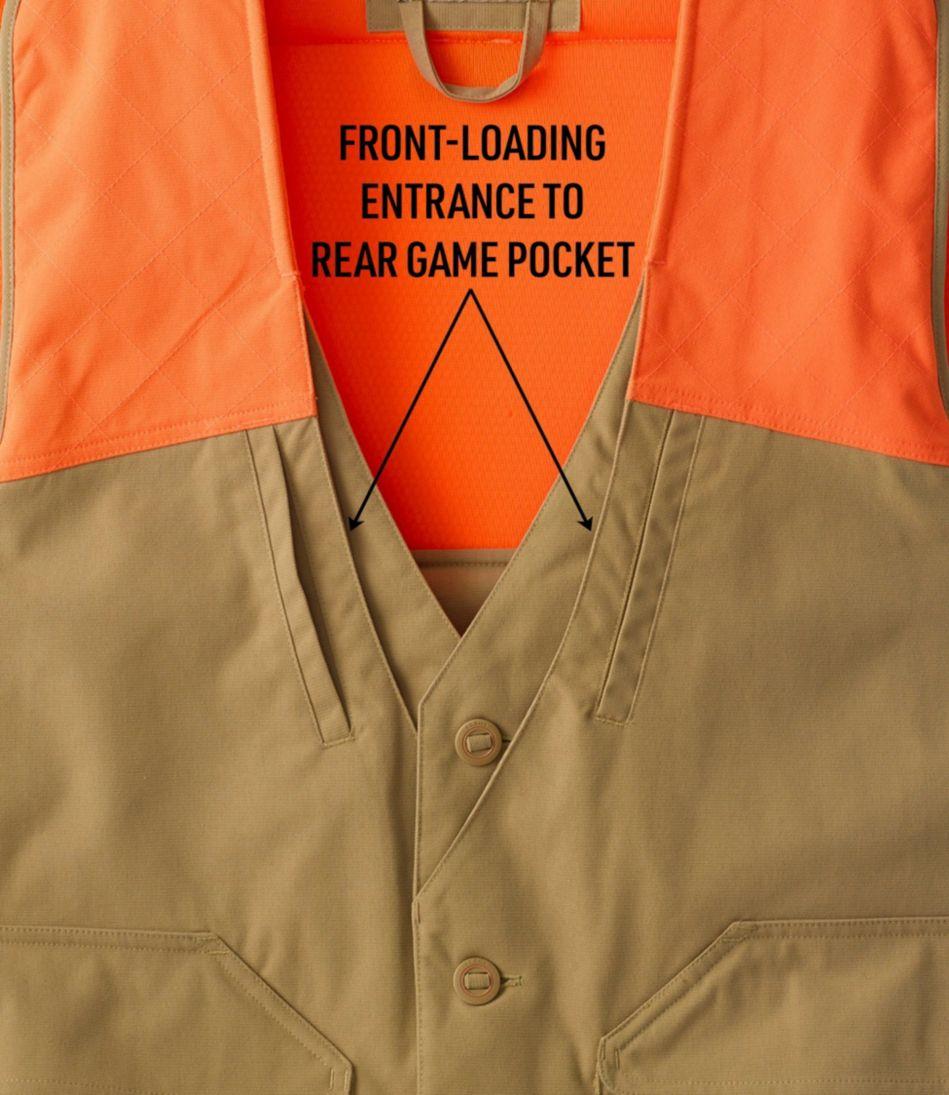 Men's Double L® Upland Hunter's Vest, Nylon
