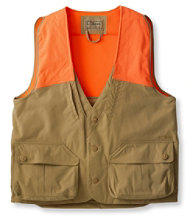 Men's Double L Upland Hunter's Vest, Nylon