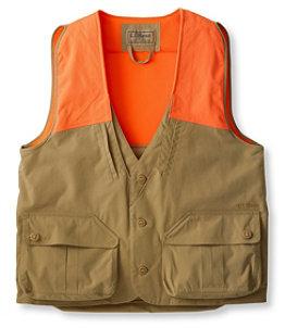 Men's Double L Upland Hunter's Vest, Nylon