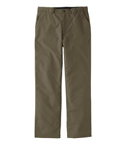 Men's PrimaLoft Lined Chinos