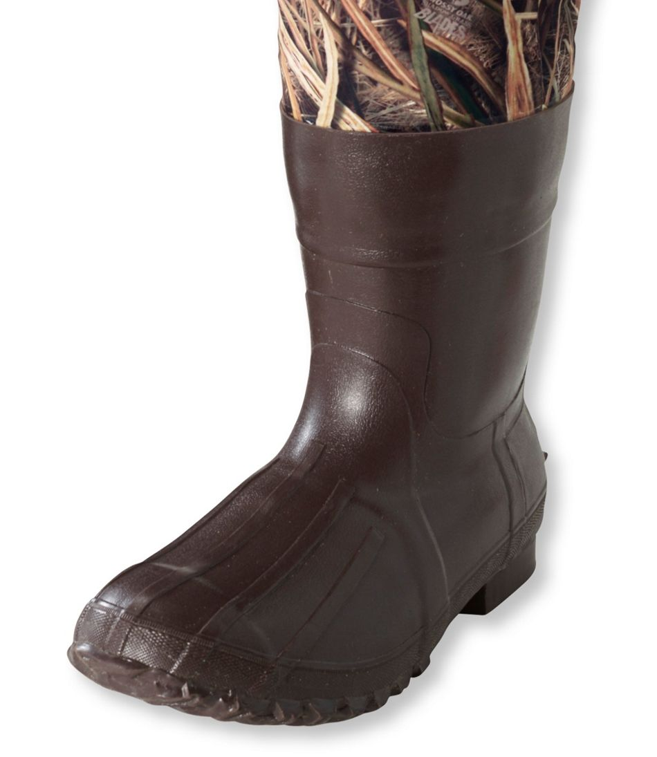 L.L.Bean Waterfowler Pro Waders with Super Seam Technology, Boot-Foot