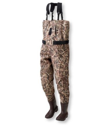 Men's L.L.Bean Waterfowler Pro Waders with SuperSeam Technology, Boot-Foot