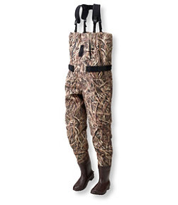 L.L.Bean Waterfowler Pro Waders with Super Seam® Technology, Boot-Foot