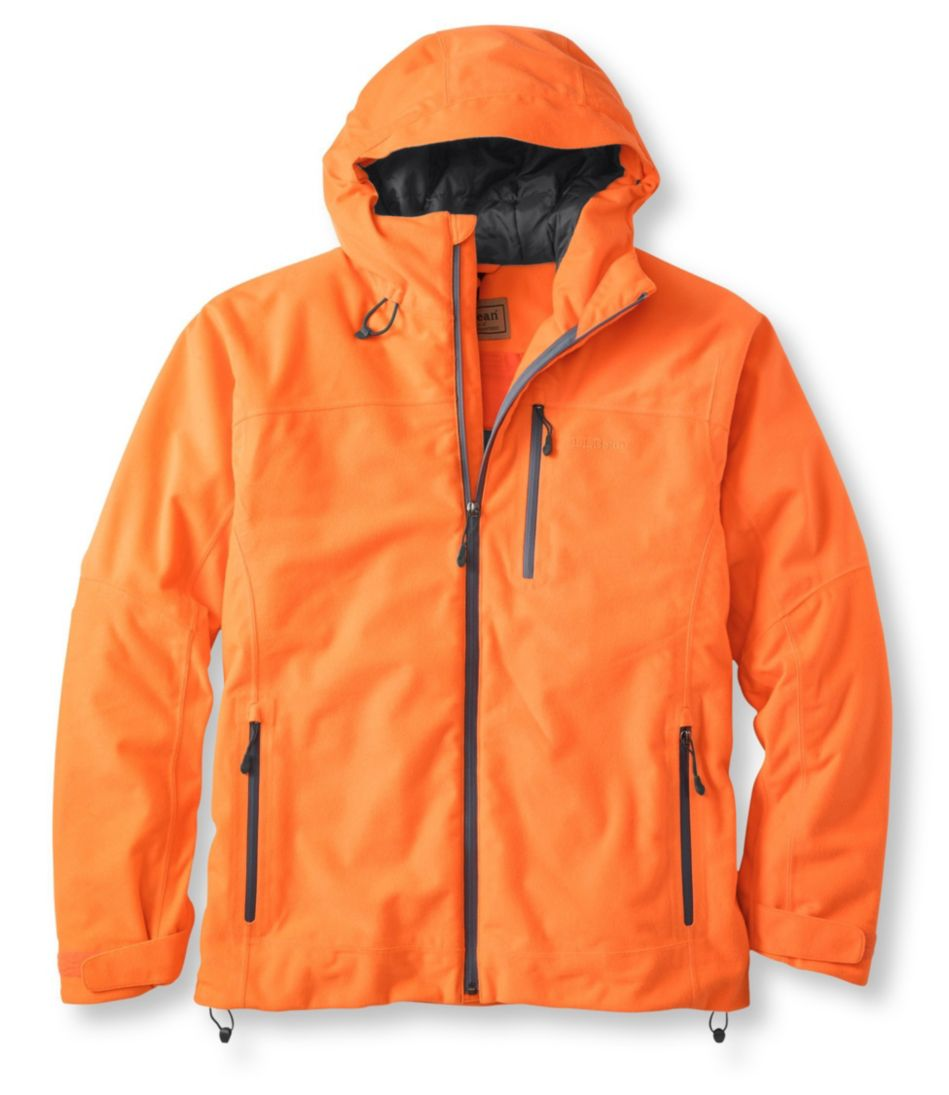 Men's L.L.Bean Big-Game System Insulated Shell, Hunter Orange