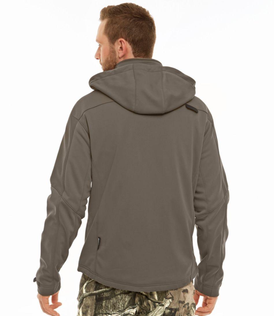 Men's L.L.Bean Big-Game WINDSTOPPER Soft-Shell Jacket