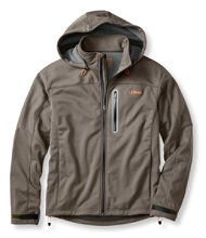 L.L.Bean Big-Game WINDSTOPPER Soft-Shell Jacket
