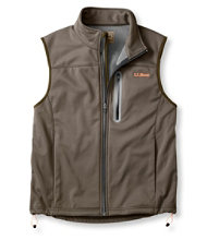 Men's L.L.Bean Big-Game WINDSTOPPER Soft-Shell Vest