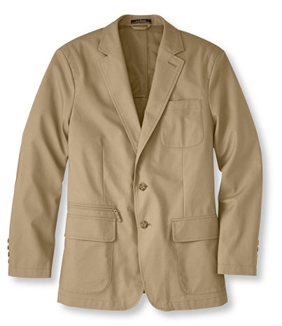 Easy-Care Travel Blazer | Free Shipping at L.L.Bean