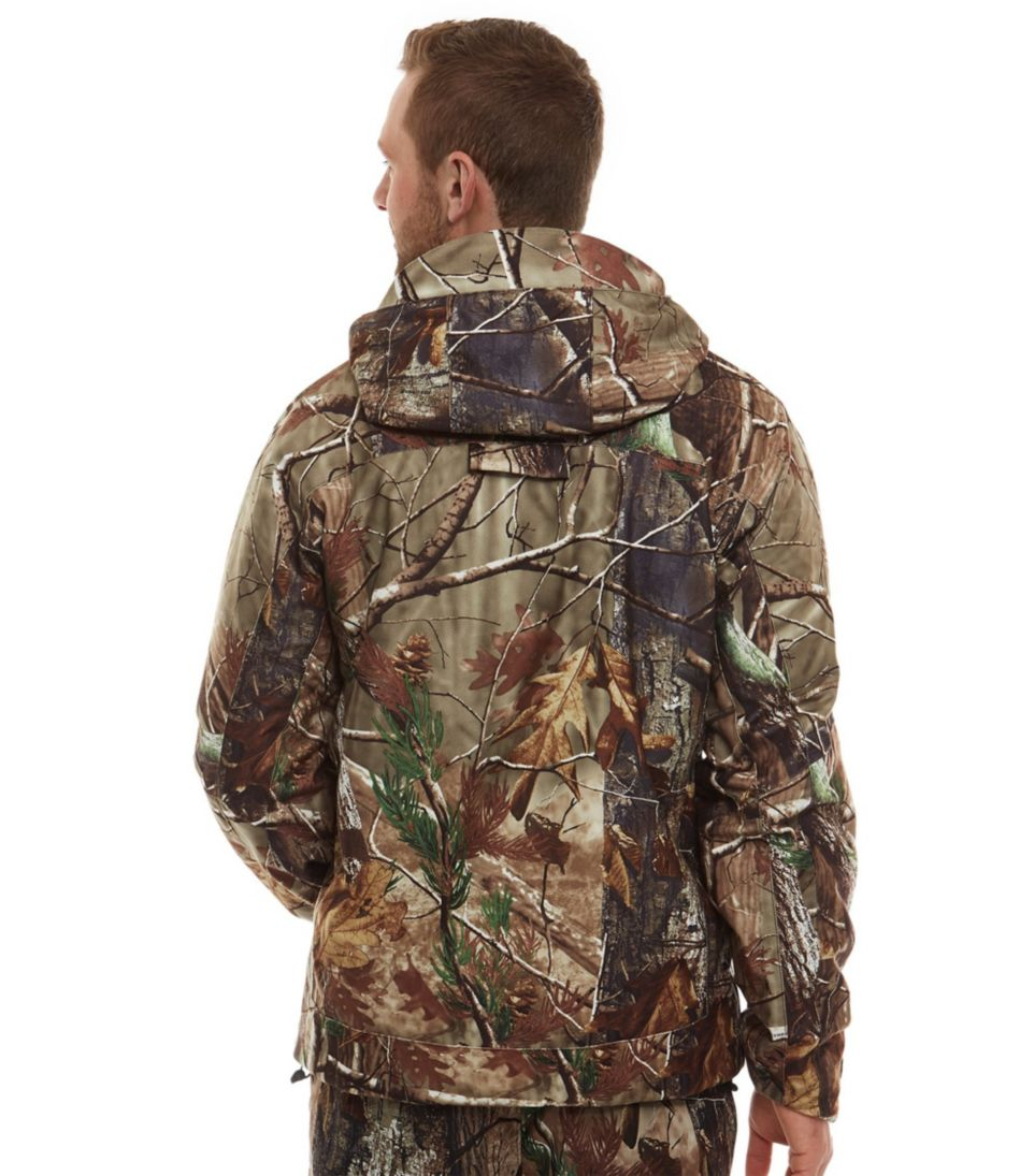 L.L.Bean Big-Game System Insulated Shell, Camouflage
