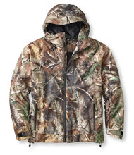Men's L.L.Bean Big-Game System Insulated Shell, Camouflage