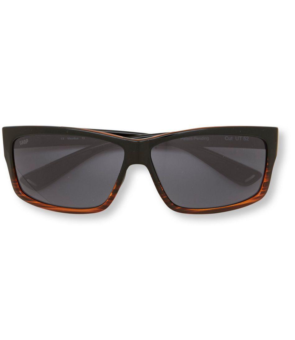 be0addc96905 Costa Del Mar Cut 580P Polarized Sunglasses