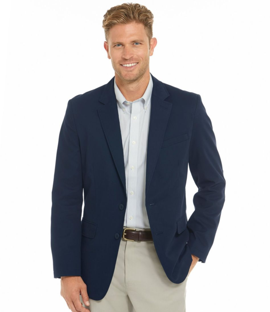 Town and Field Blazer, Twill