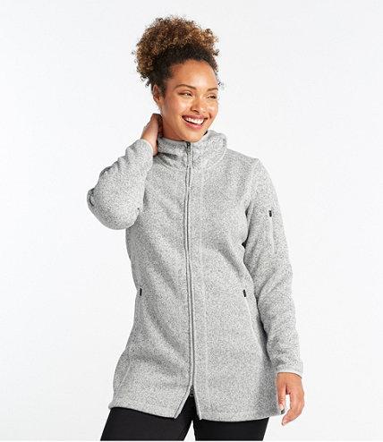 L.L.Bean Sweater Fleece Coat | Free Shipping at L.L.Bean.