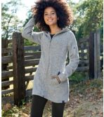 L.L.Bean Sweater Fleece Coat