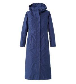 L.L.Bean Women's H2OFF Primaloft-Lined Long Coat