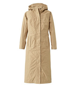 H2OFF Primaloft-Lined Long Coat