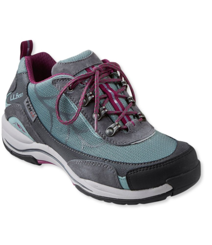 photo: L.L.Bean Waterproof Trail Model Hikers, Low-Cut