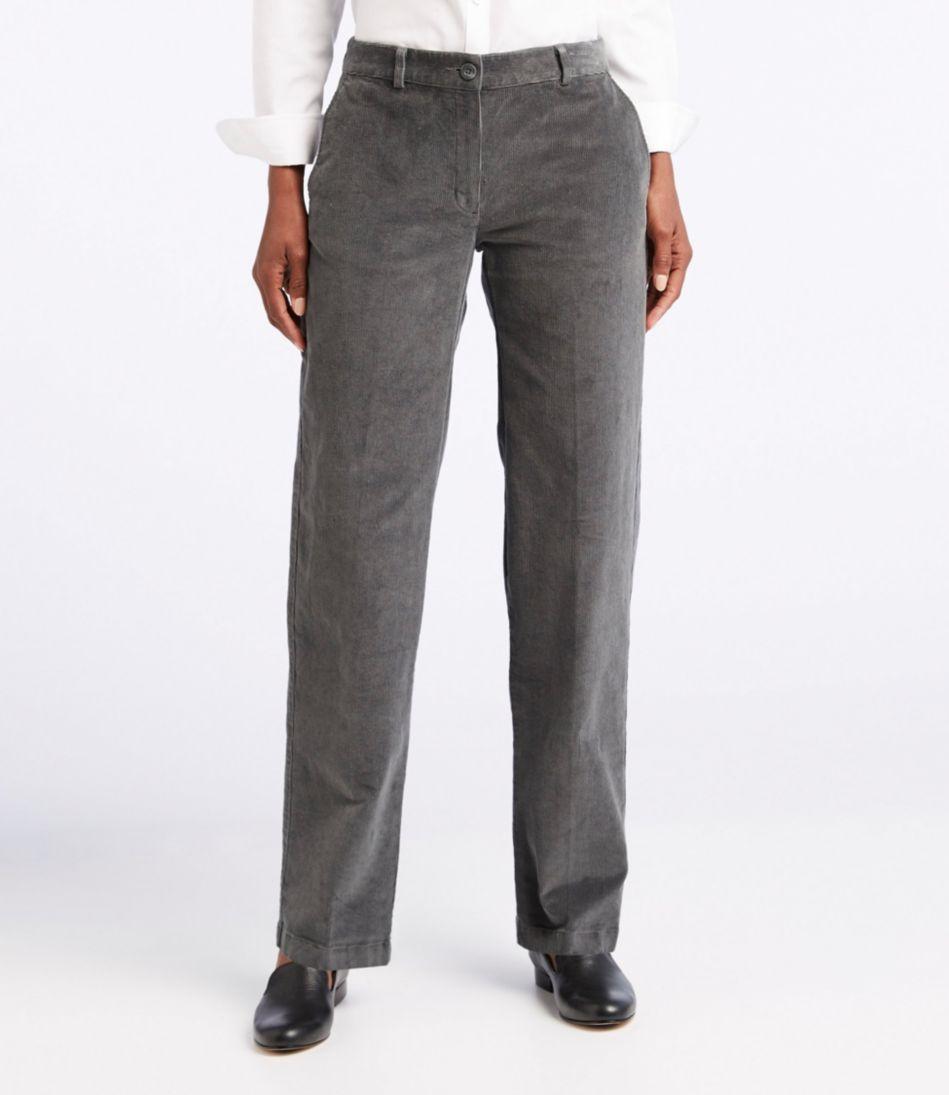 Stretch Bayside Corduroys, Favorite Fit Straight-Leg