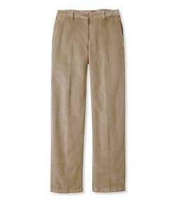 Stretch Bayside Corduroys, Favorite Fit Straight-Leg