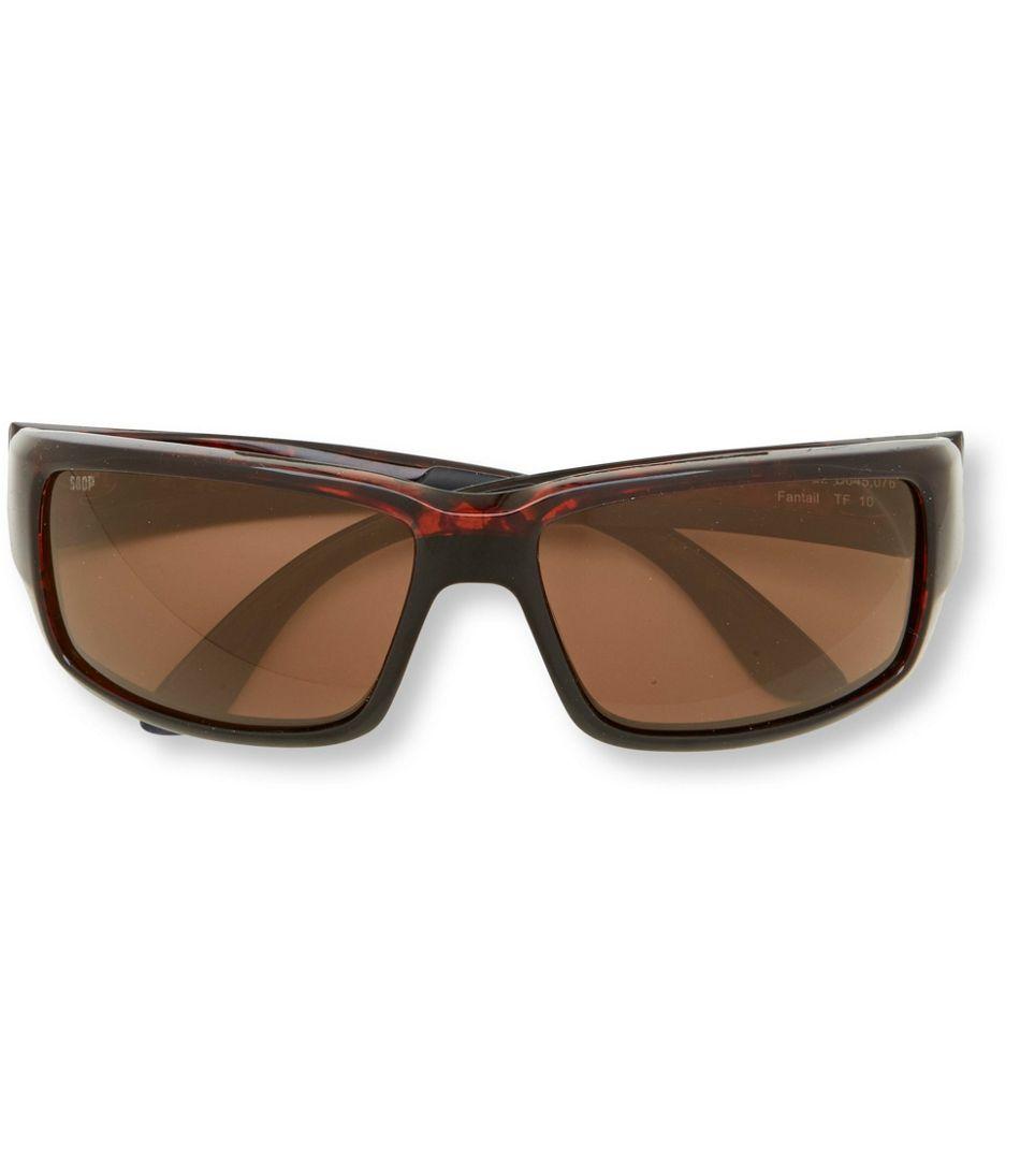 Adults' Costa Del Mar Fantail 580P Polarized Sunglasses
