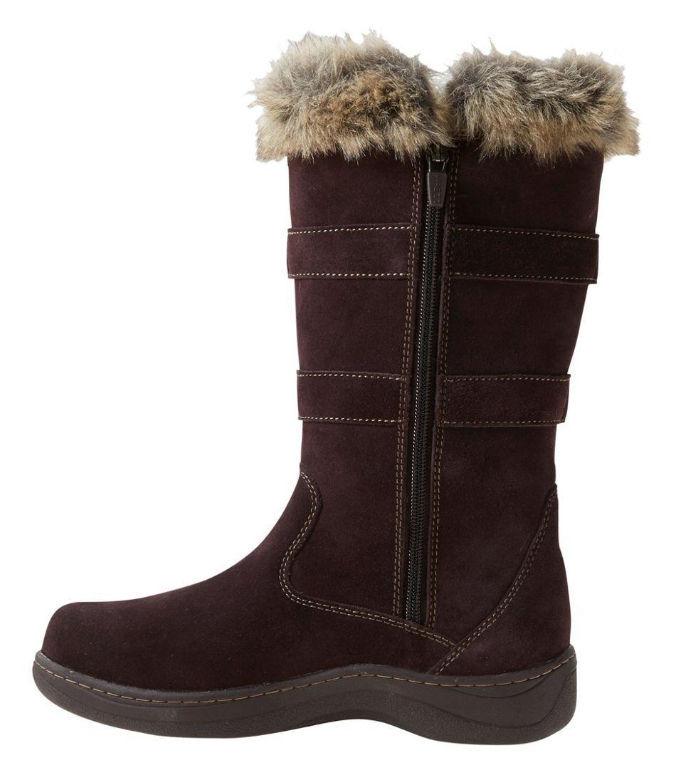 Women's Waterproof Nordic Casual Boots, Zip