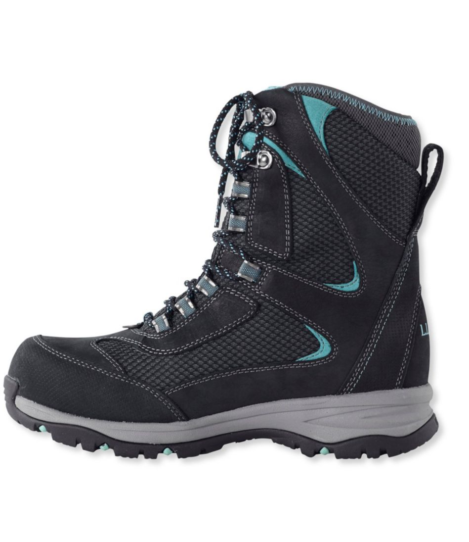 Wildcat Boots, Lace-Up