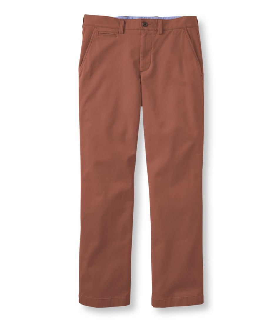 Lakewashed Cotton Chino Standard Fit Men's