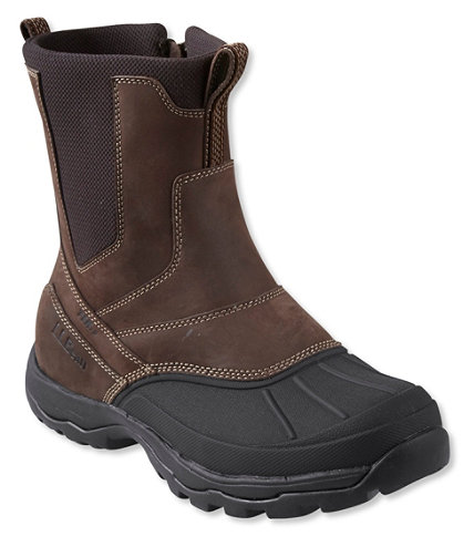 Men's Storm Chasers, Side-Zip Boot | Free Shipping at L.L.Bean