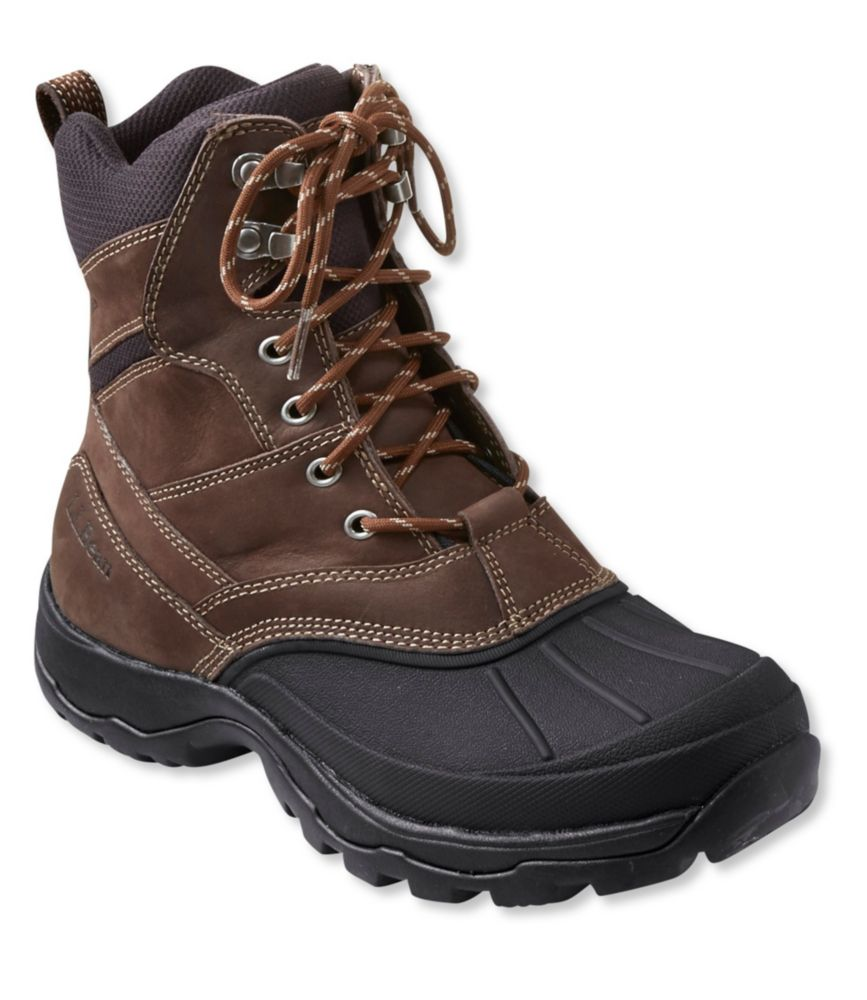 photo: L.L.Bean Storm Chasers, Lace-Up hiking boot