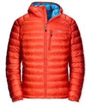 Ultralight 850 Down Hooded Jacket