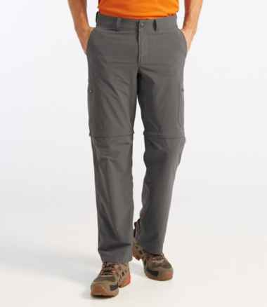 Men's Cresta Hiking Pants, Zip Off