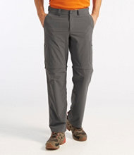 Cresta Hiking Pants, Zip-Off