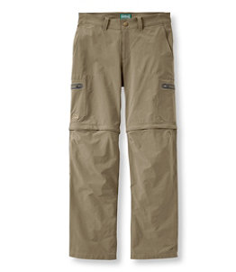 Men's Cresta Hiking Pants, Zip-Off