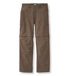Men's Cresta Hiking Pants, Zip-Off