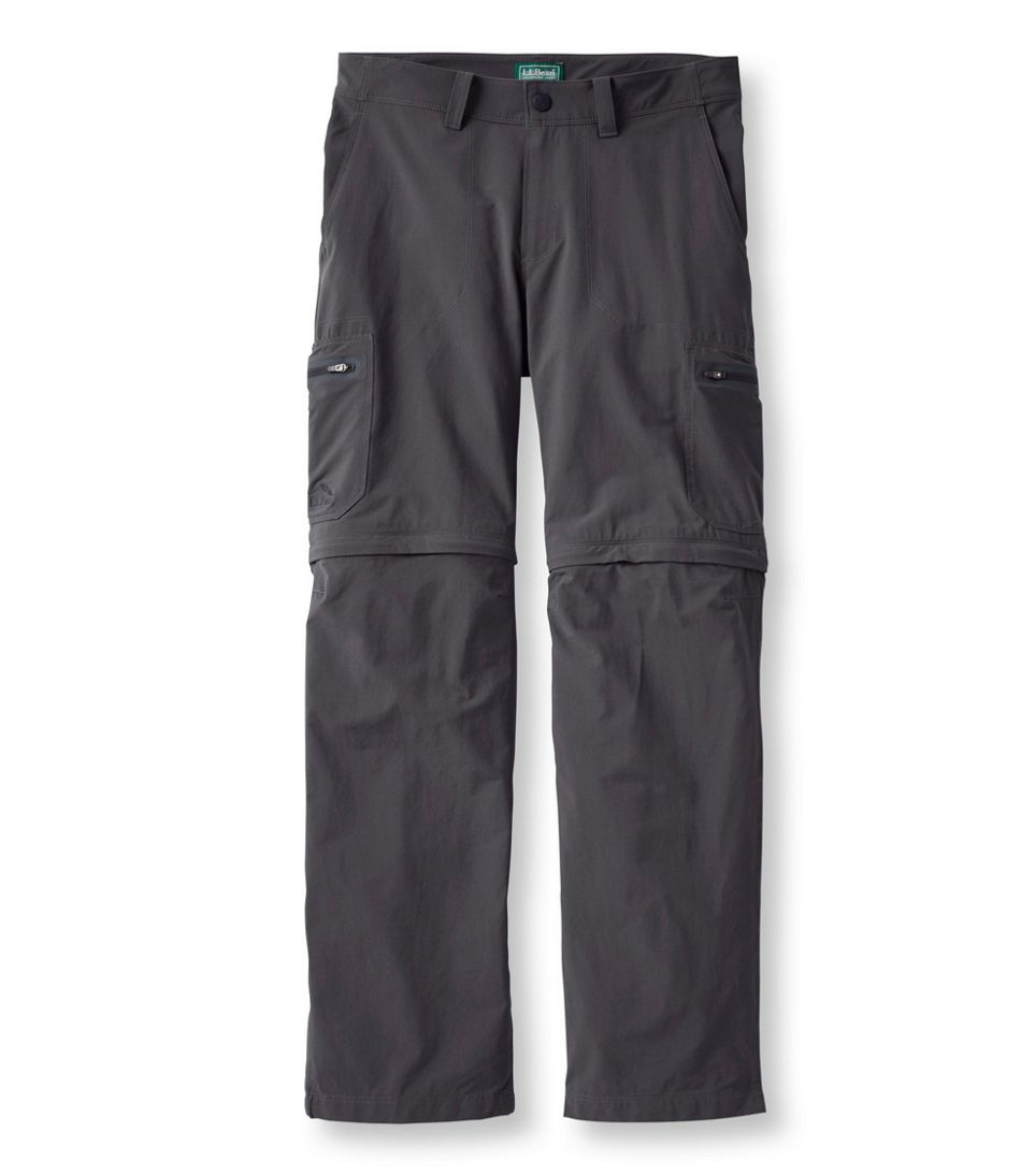 Cresta Hiking Pants, Zip Off