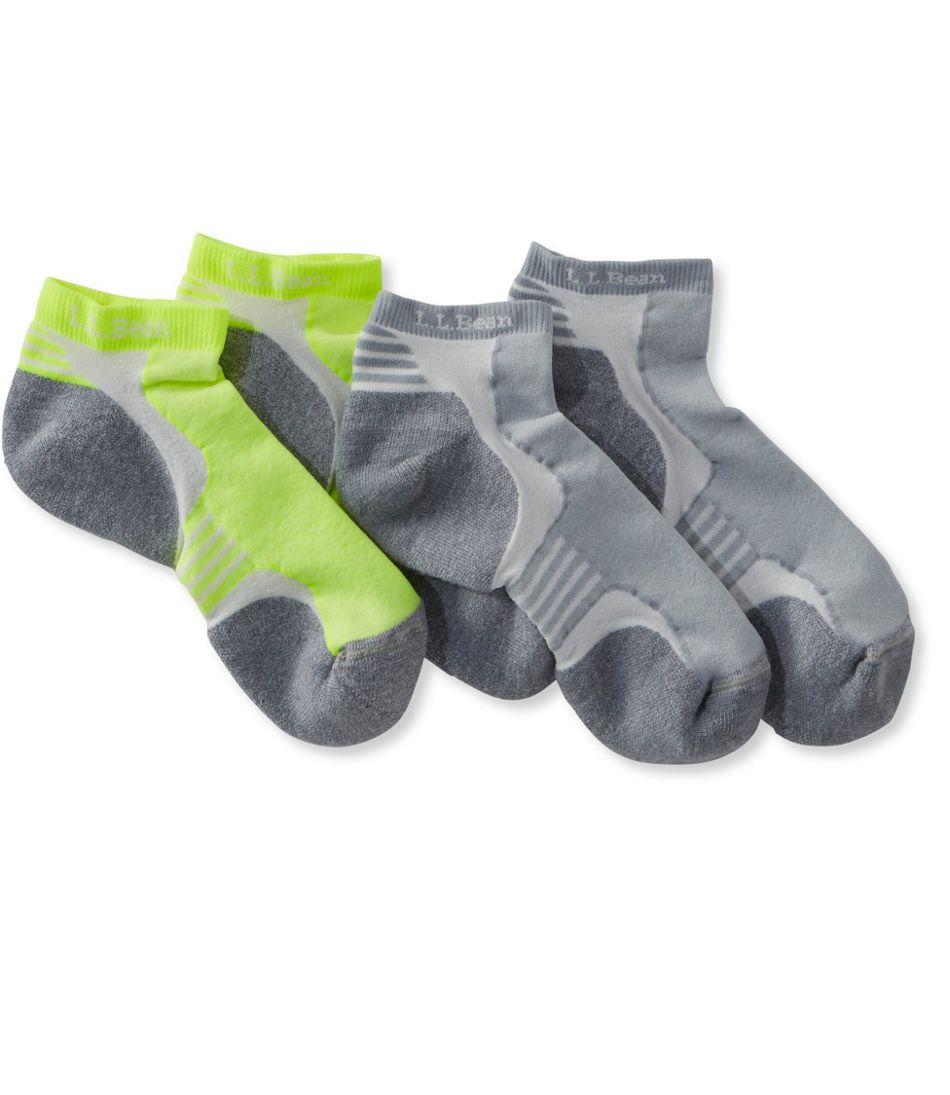 CoolMax Nano Glide Multisport Socks, Two-Pack