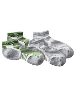 Men's CoolMax Nano Glide Multisport Socks, Two-Pack