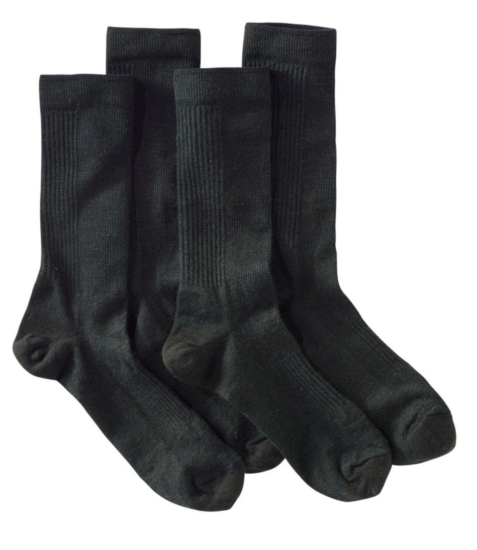 Men's Everyday Chino Socks, Lightweight Two-Pack