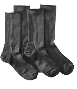Men's Everyday Chino Socks, Lightweight Two-Pack