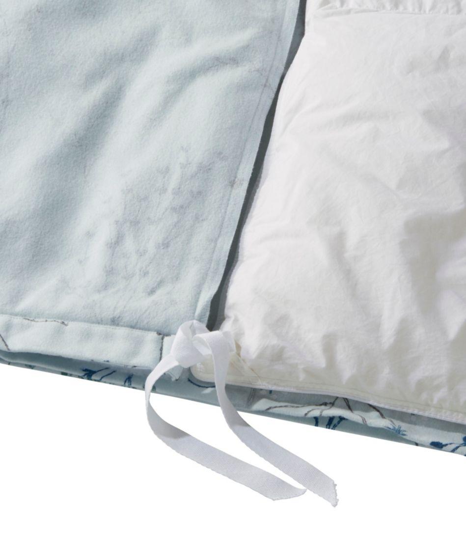 Ultrasoft Comfort Flannel Comforter Cover Collection, Botanical Floral