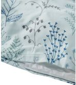 Botanical Floral Flannel Comforter Cover Collection