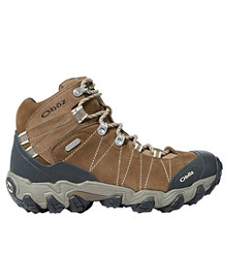 Women's Oboz Bridger Waterproof Hiking Boots
